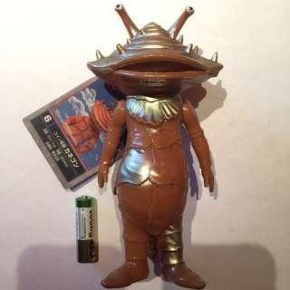 食錢怪 Kanegon Bandai [鹹蛋超人Ultra Q 怪獸 錢多多 圓谷 TSUBURAYA 円谷]可動action figure