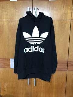 Adidas originals oversize hoodie 連帽外套 cw1246