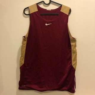 Nike 球衣 籃球衣 運動背心 鋼鐵人配色