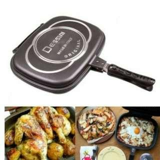 Dessini Double Sided Pan 32 CM #MY1212
