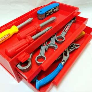 Tools kit box