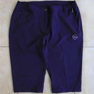 Celana Pendek Hiking LECAF XTL quickdry Hot Pant