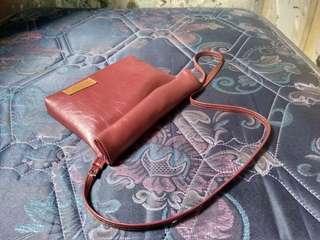 sling bag // tas slempang gulung free tote bag
