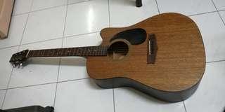 Acoustic Guitar japan design, infonesia made