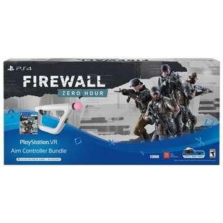 二手Firewall Zero  game連槍