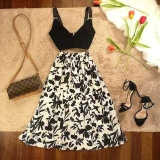 Topshop Top Zara Skirt