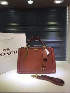 Coach Dreamer Hand Bag with Sling🔝Top Grade Authentic Quality