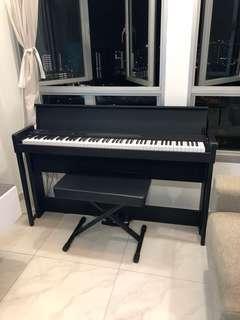 Korg C1 Air Digital Piano Made In Japan Model
