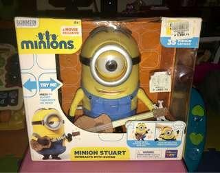 Singing Minion