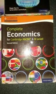 CAMBRIDGE ECONOMICS TEXTBOOK SECOND EDITION