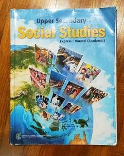 Upper Sec Social Studies Textbook