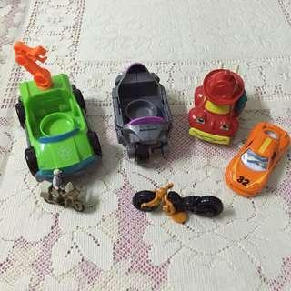 Interesting Toy cars