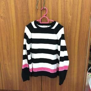 Padini Stripes Top