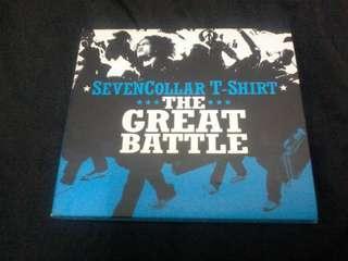 Seven collar t shirt