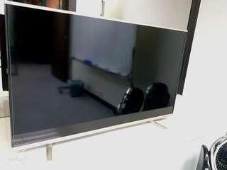 (超值)超薄超幼框LED IDTV  .多功能非常新、放公司房、貼紙也未撕、好少用清走、快者優先