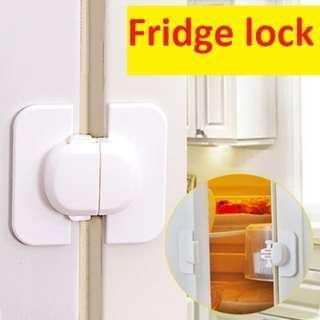 instock! Baby anti-pinch refrigerator safety lock water dispenser lock child safety lock fridge