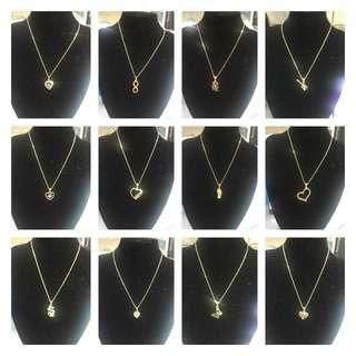 BANKOK GOLD PLATED NECKLACE