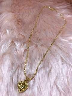 NECKLACE BANKOK GOLD PLATED