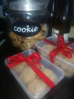 Home-made Oatmeal Cookies