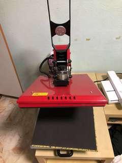New heat press machine 40x50cm