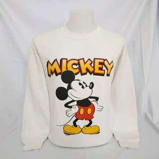 END YEAR SALES! Sweatshirt mickey mouse