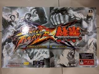 Street Fighter x Tekken Fightstick PRO