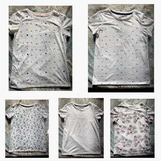 ForMe white tee take all 5