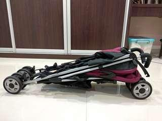 Hauck turbo stroller
