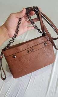 Jessica Simpson Chain-Sling Bag