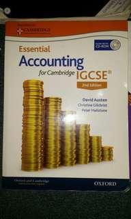 CAMBRIDGE ACCOUNTING TEXTBOOK SECOND EDITION