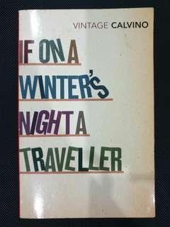 If on a Winter's Night by Italo Calvino