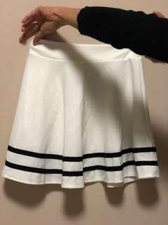 cute flare skirt