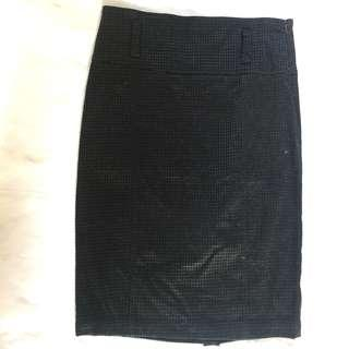 Stefanel from Italy pencil skirt