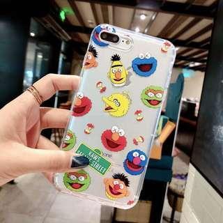 🚚 Kaws x sesame street iphone case cover