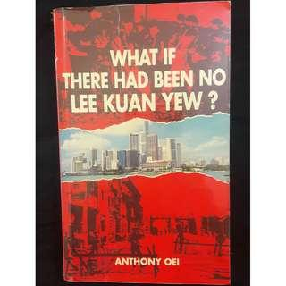 Vintage book Lee Kuan Yew