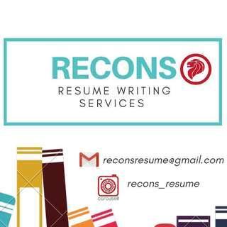Resume Writing 🖊