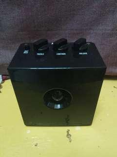 Ibanez Dab1 bass amplifier