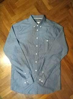 5d6b733cedb Norse Projects Anton Selvedge Chambray Shirt