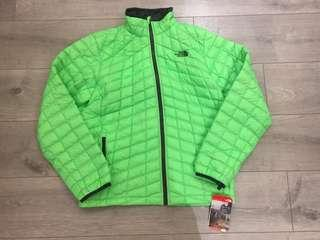 Northface North face Thermoball 薄身 羽絨 外套 Patagonia