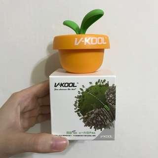 V-KOOL維固頂級隔熱紙品牌 植物盆栽造型汽車用芳香劑/擺飾