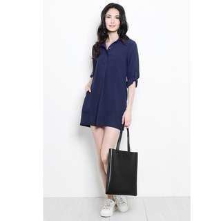 🚚 BN SSD Ondine Shirtdress Blue