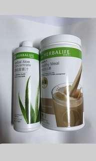 包郵 減肥孖寶咖啡味 原裝Herbalife 康寶萊