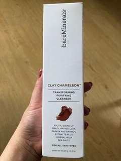 bareMinerals 礦物淨化潔膚泥120g CLAY CHAMELEON Transforming Purifying Cleanser|