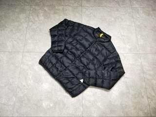 1 Moncler18 藤原浩限量款 薄款羽絨服 …麻 $800