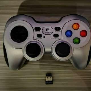 Logitech F710 wireless controller