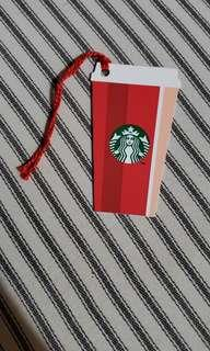 NEW Limited edition starbucks card 2018