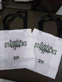 Starbuck tote bag
