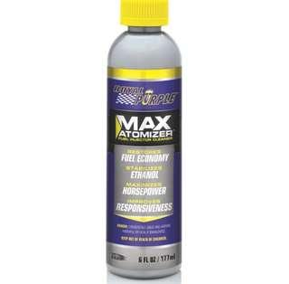 Royal Purple Max Atomizer Fuel Injector Cleaner 6oz