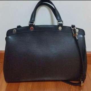 Louis Vuitton LV Brea Epi Leather Full Set - Rare!