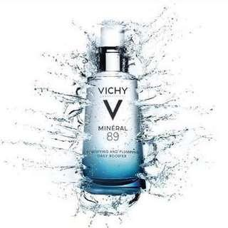 Vichy 89 Mineral Serum (50ML, BRAND NEW)